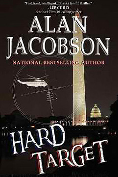 Alan Jacobson   (Author - 'Hard Target')