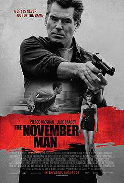 Bill Smitrovich  ('The November Man')