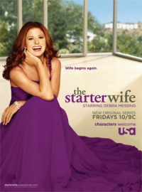 Debra Messing   ('The Starter Wife')