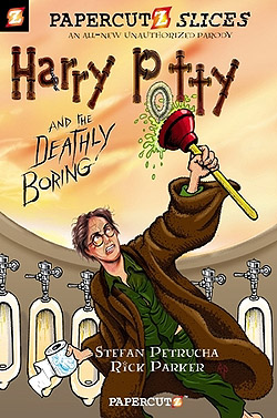 'Harry Potty and the Deathly Boring' Interview!