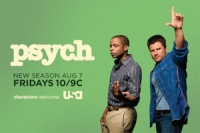 James Roday & Dul� Hill   ('Psych')