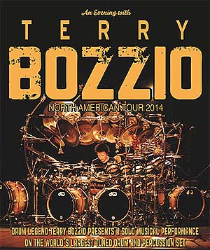 '70s - Terry Bozzio   [Drum Legend!]