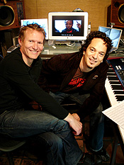 Mark Kilian & Paul Hepker (Composers - 'Tsotsi')